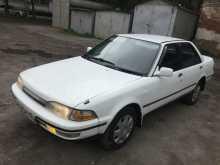 Уссурийск Тойота Карина 1990
