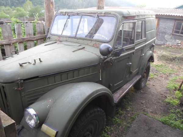 ГАЗ 69, 1971 год, 85 000 руб.
