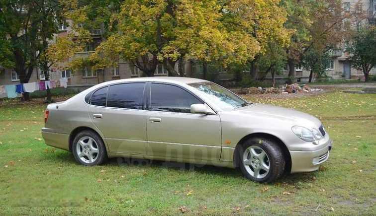 Lexus GS300, 1999 год, 630 000 руб.