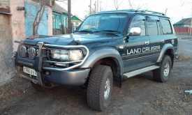 Белогорск Land Cruiser 1995