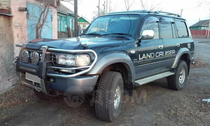 Toyota Land Cruiser, 1995 год, 910 000 руб.