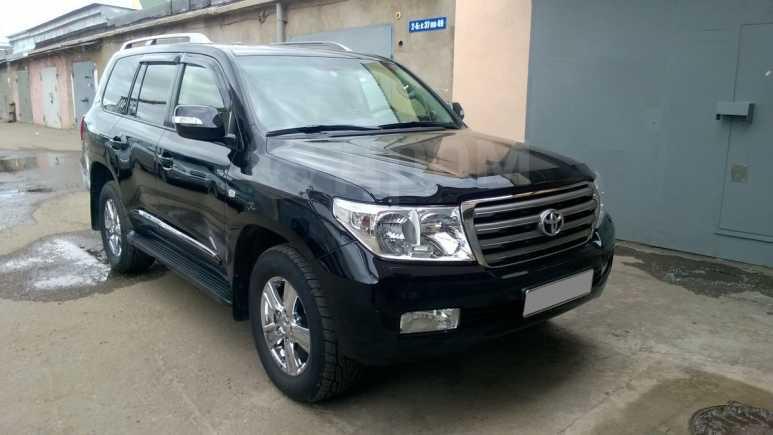 Toyota Land Cruiser, 2011 год, 2 650 000 руб.