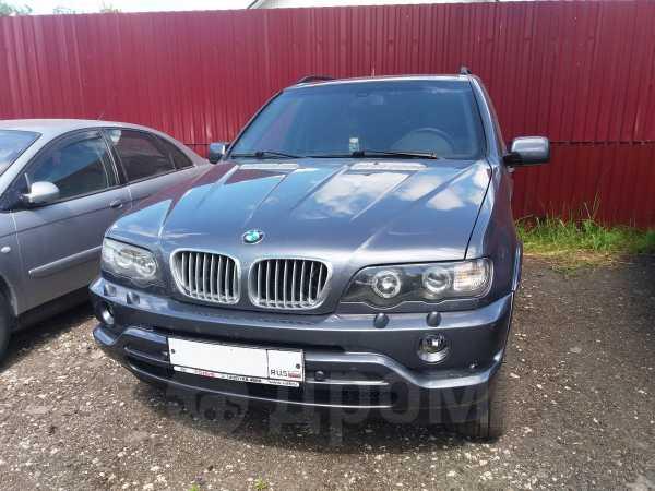 BMW X5, 2004 год, 525 000 руб.