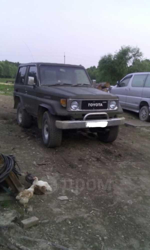 Toyota Land Cruiser, 1987 год, 250 000 руб.