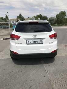 Джанкой ix35 2012