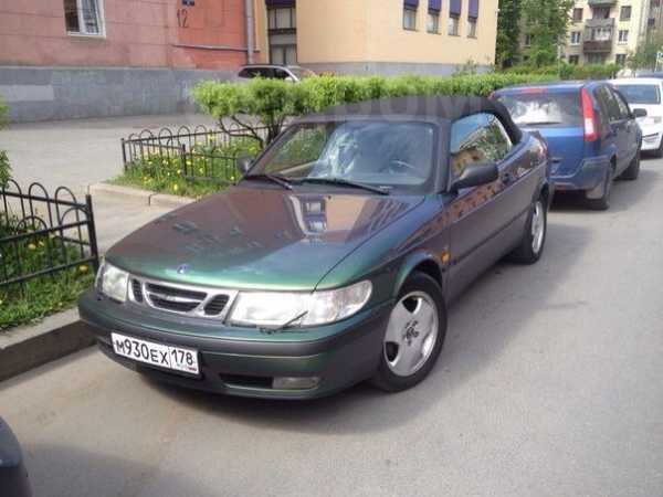 Saab 9-3, 1999 год, 400 000 руб.