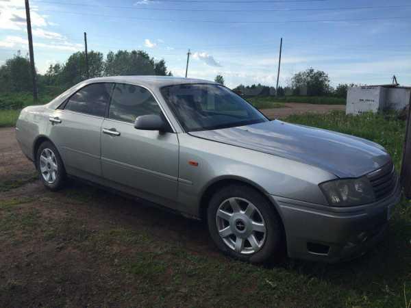 Nissan Gloria, 1999 год, 240 000 руб.