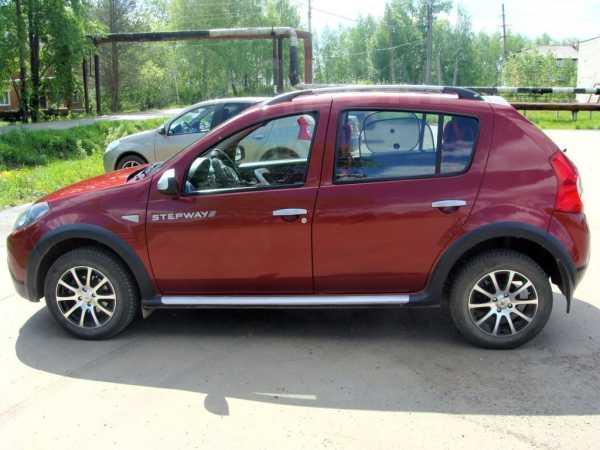 Renault Sandero Stepway, 2011 год, 390 000 руб.