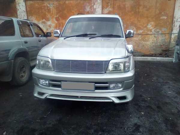 Toyota Land Cruiser Prado, 2000 год, 350 000 руб.