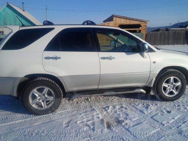 Toyota Harrier, 2001 год, 570 000 руб.