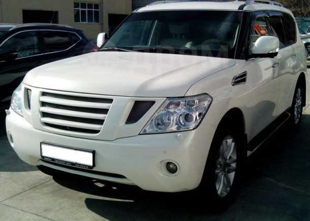 Nissan Patrol, 2010 год, 1 499 000 руб.
