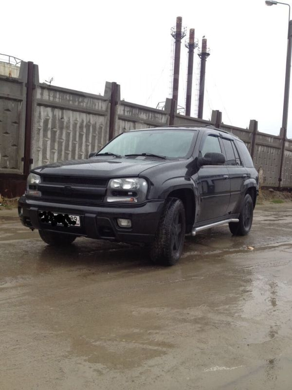 Chevrolet TrailBlazer, 2007 год, 590 000 руб.