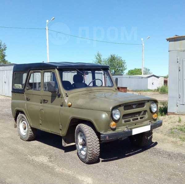 УАЗ 3151, 1996 год, 210 000 руб.