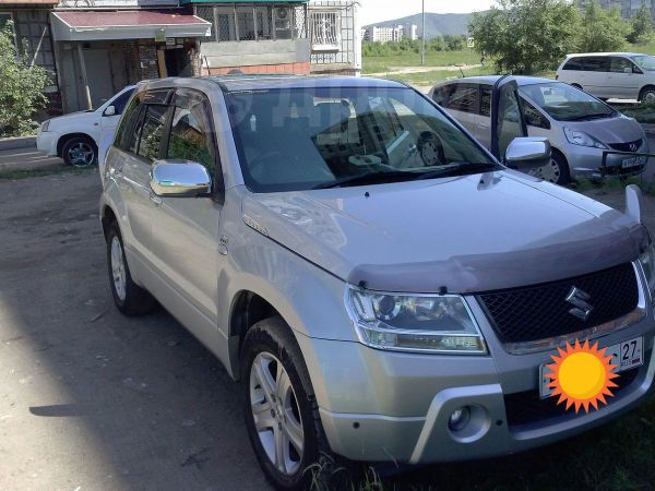 Suzuki Escudo, 2005 год, 700 000 руб.