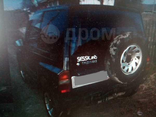 Suzuki Escudo, 1995 год, 120 000 руб.