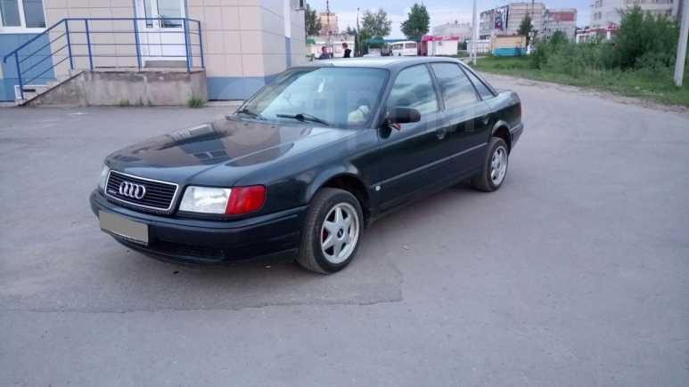 Audi 100, 1993 год, 155 000 руб.
