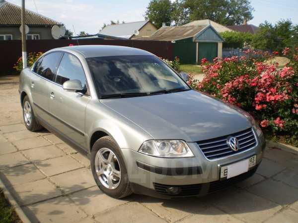 Volkswagen Passat, 2004 год, 400 000 руб.
