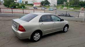 Владивосток Королла 2002