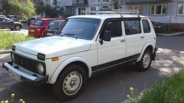 продажа авто нива железногорск красноярский край сочетания высокого качества