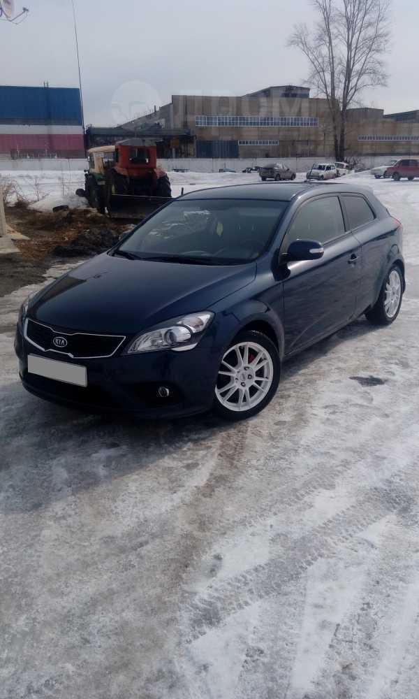 Kia Ceed, 2011 год, 330 000 руб.