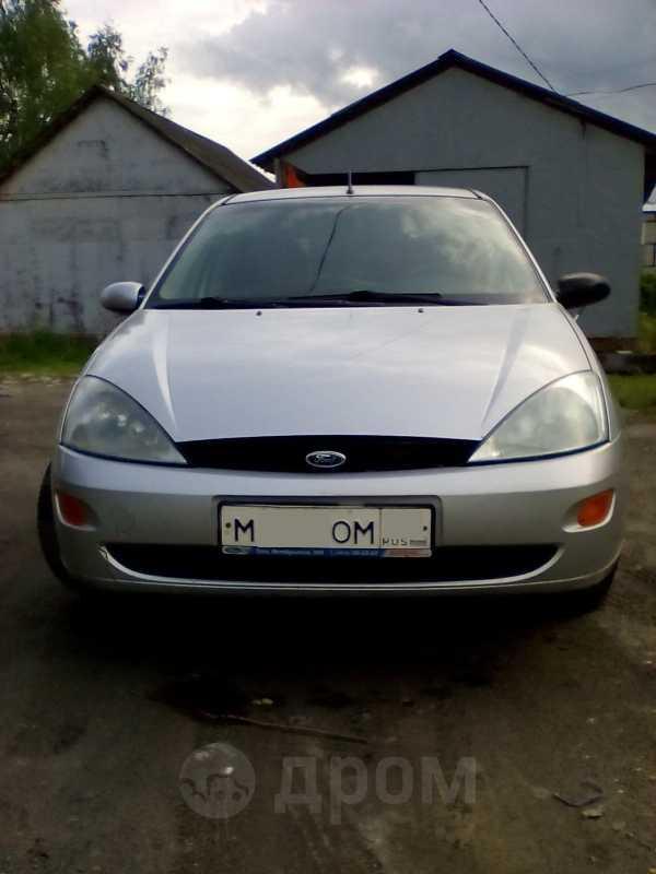 Ford Focus, 2001 год, 125 000 руб.