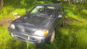 Партизанск Старлет 1992