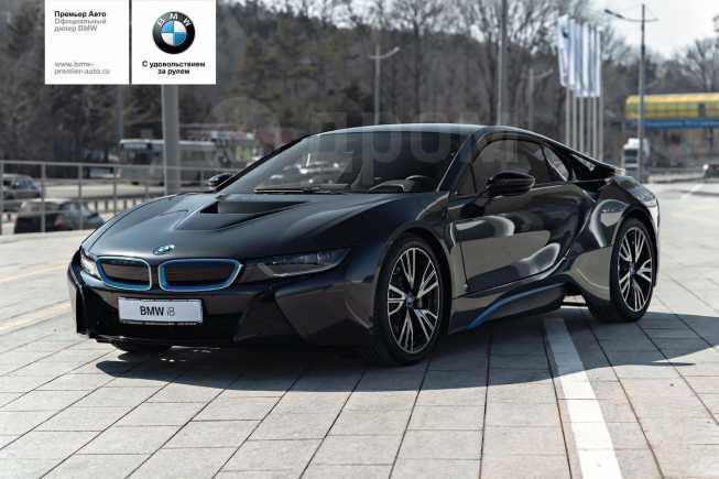 BMW i8, 2016 год, 7 000 000 руб.