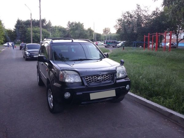Nissan X-Trail, 2001 год, 330 000 руб.