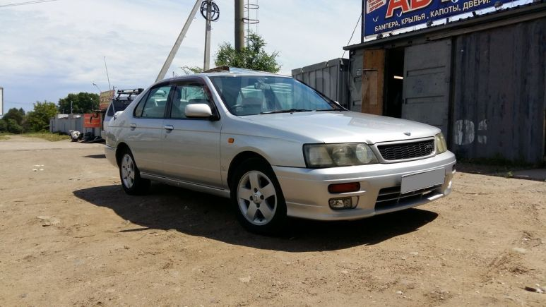 Nissan Bluebird, 1998 год, 225 000 руб.