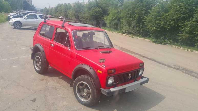 Лада 4x4 2121 Нива, 1994 год, 200 000 руб.
