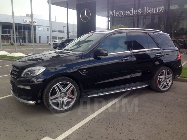 Mercedes-Benz M-Class, 2014 год, 3 900 000 руб.