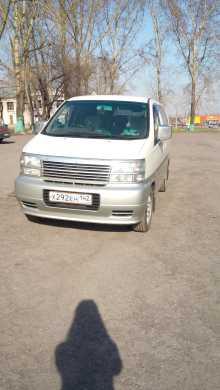 Прокопьевск Эльгранд 2000