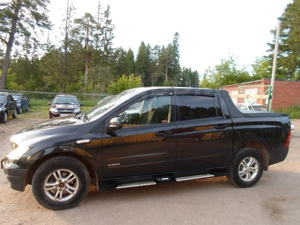 SsangYong Actyon Sports, 2012 год, 395 000 руб.