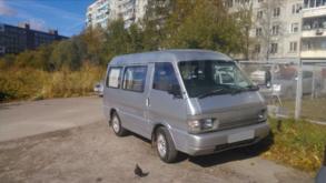 Хабаровск Мазда Бонго 1998