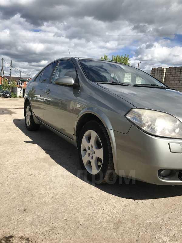Nissan Primera, 2005 год, 260 000 руб.
