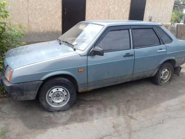 Лада 21099, 2003 год, 20 000 руб.