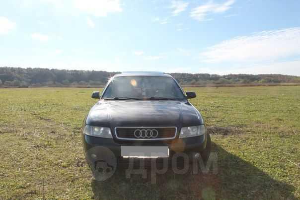 Audi A4, 2000 год, 205 000 руб.