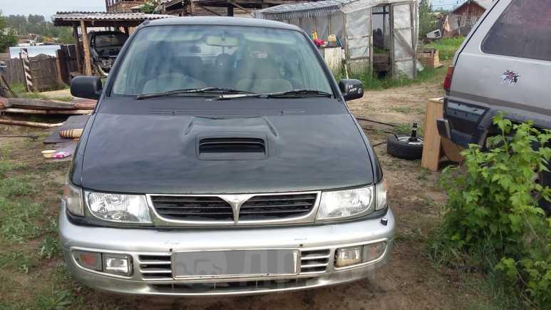 Mitsubishi Chariot, 1995 год, 125 000 руб.