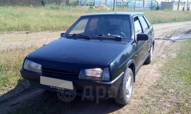 Лада 2109, 1995 год, 75 000 руб.