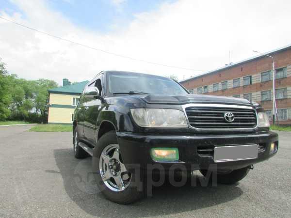 Toyota Land Cruiser, 2000 год, 865 000 руб.