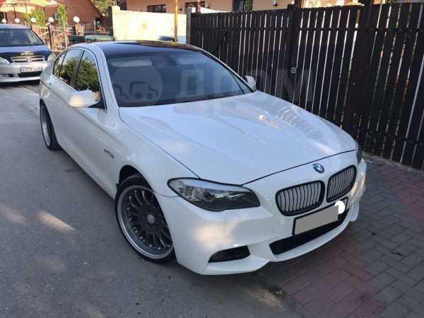 BMW 5-Series, 2010 год, 999 000 руб.