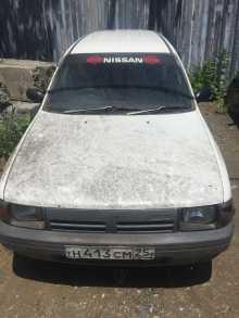 Владивосток Ниссан АД 1992