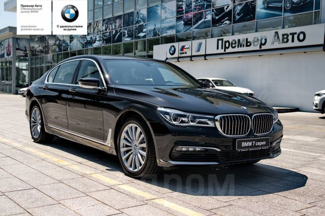 BMW 7-Series, 2017 год, 7 750 000 руб.