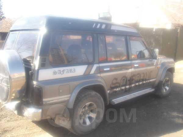 Nissan Safari, 1992 год, 650 000 руб.