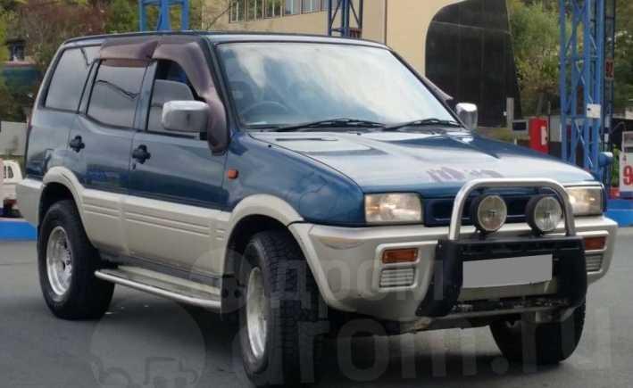 Nissan Mistral, 1996 год, 488 000 руб.