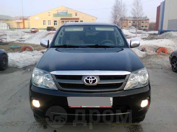 Toyota Fortuner, 2006 год, 850 000 руб.