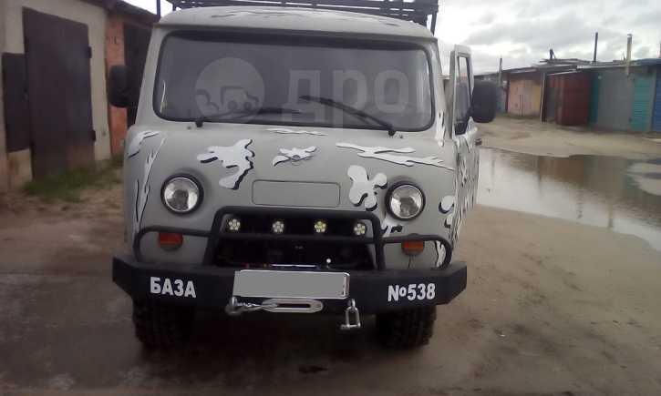 УАЗ Буханка, 1995 год, 290 000 руб.