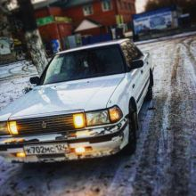 Красноярск Краун 1990