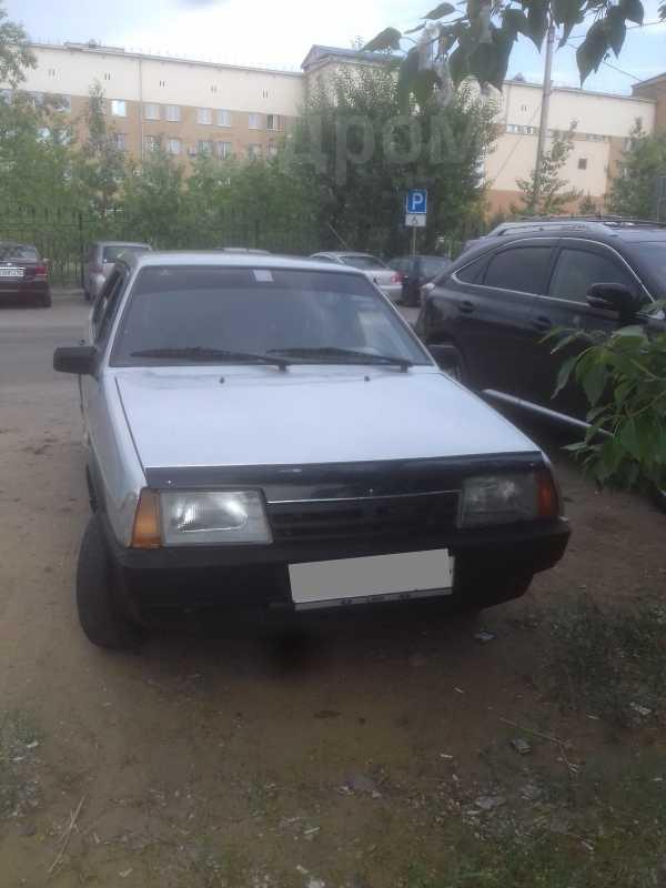 Лада 21099, 2002 год, 130 000 руб.
