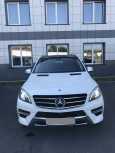 Mercedes-Benz M-Class, 2014 год, 3 500 000 руб.